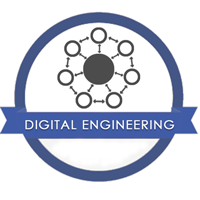 Digital Engineering Badge