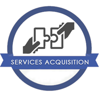 Services Acquisition badge